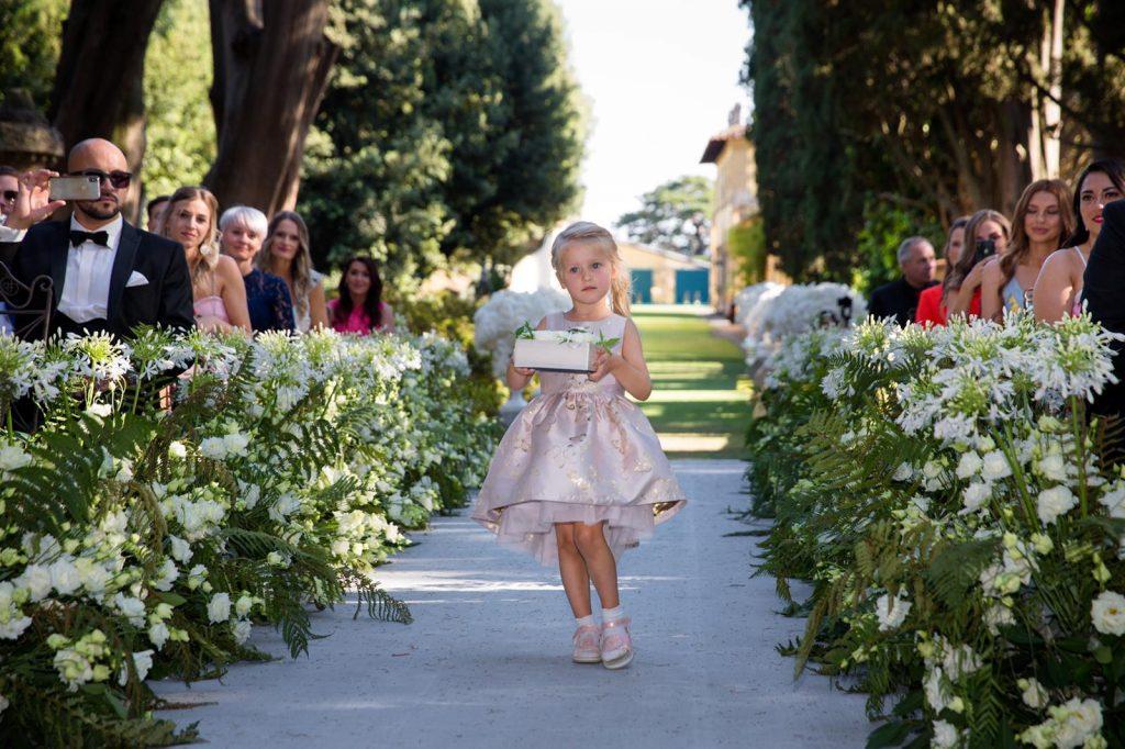 Trauredner Toskana Kind Ringe in Italien martinredet Martin Fett Freie Trauung Hochzeitsredner Redner NRW Köln Rednerin