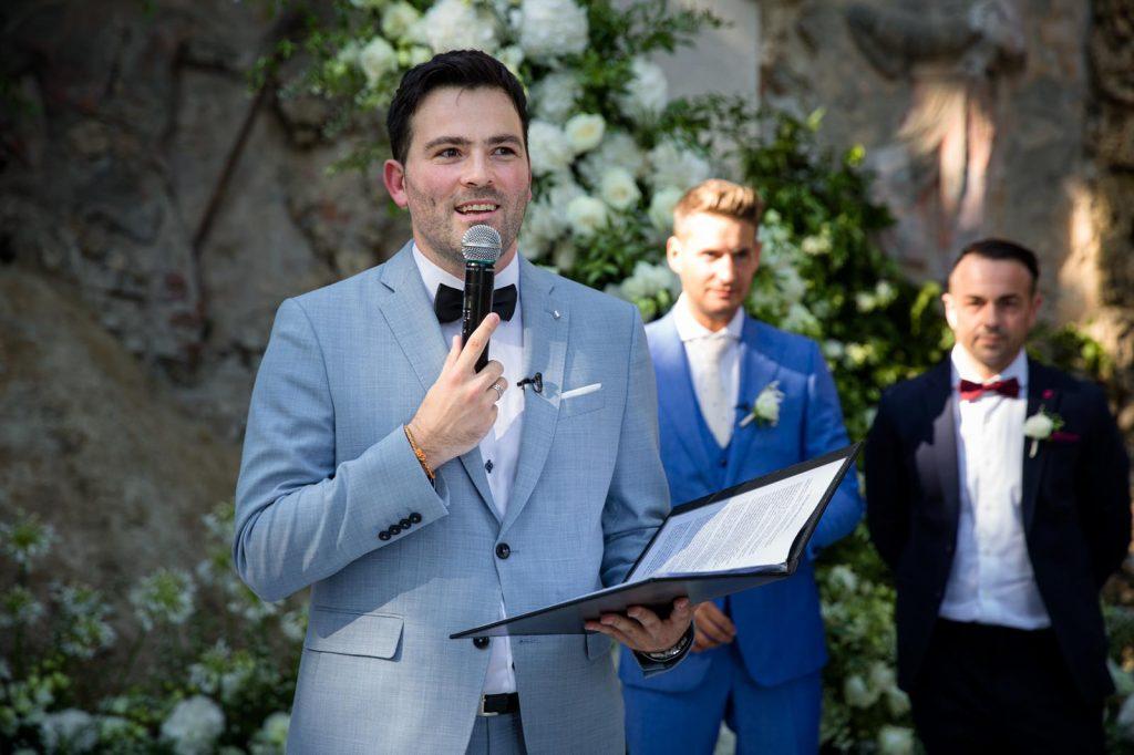 Trauredner Toskana Wedding in Italien martinredet Martin Fett Freie Trauung Hochzeitsredner Redner NRW Köln Ausbildung