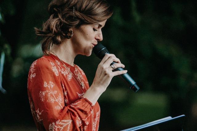 deutsch italienische Hochzeit mit Verena aus dem Team von Trauredner Köln martinredet