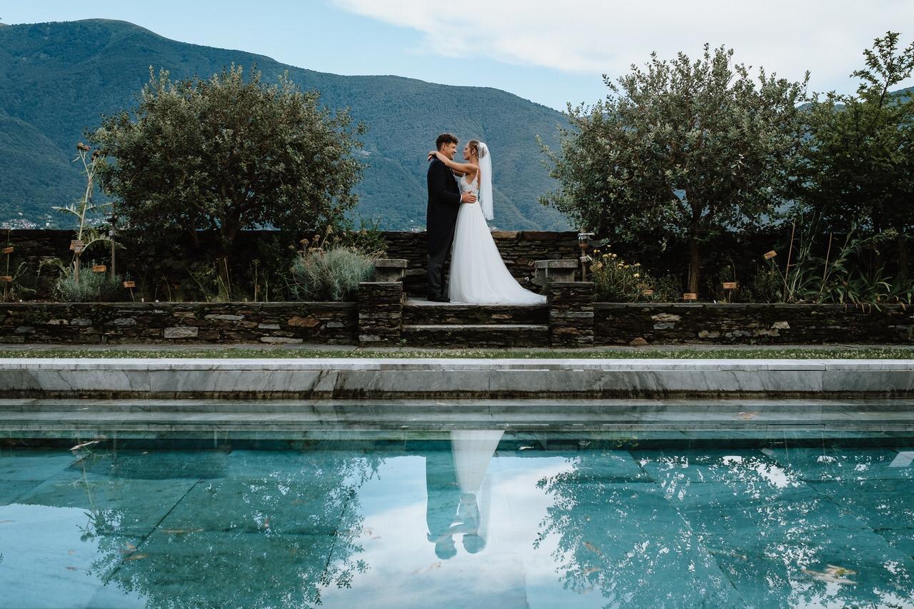 Hochzeit Lago Maggiore Brissago Inseln Freie Trauung Schweiz martinredet