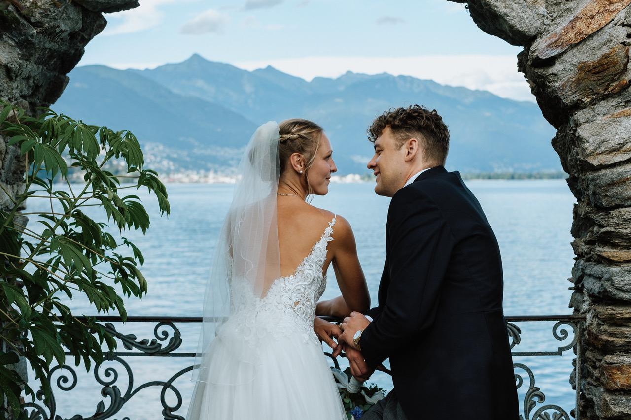 Lago Maggiore Brissago Inseln Freie Trauung Schweiz martinredet arianefotografiert