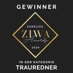 ziwa wedding award der beste trauredner deutschlands ist martinredet martin fett
