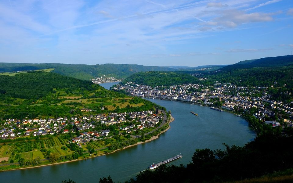 Freie Trauung auf dem Rhein Mosel Loreley Traurednerin Boppard Rheinland-Pfalz