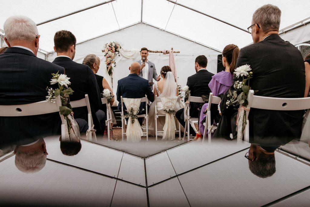 Trauredner Monheim Andi im Team von martinredet Freier Redner für Freie Trauung Hochzeit Ausbildung Martin redet
